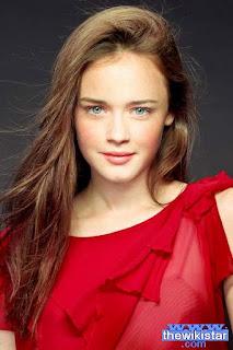 الکسیس بلدل (Alexis Bledel)، ممثلة وعارضة أزياء أمريكية