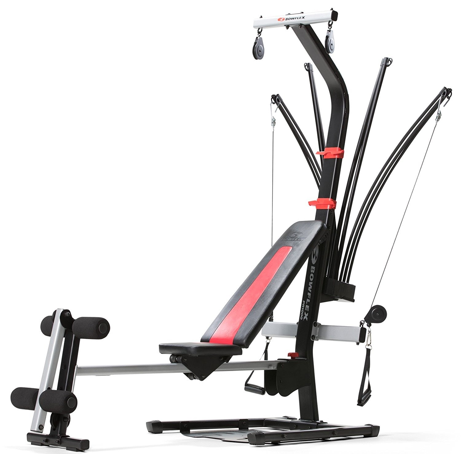 Bowflex Revolution Space Requirements: Health And Fitness Den: Bowflex PR1000 100661 MY17 Home