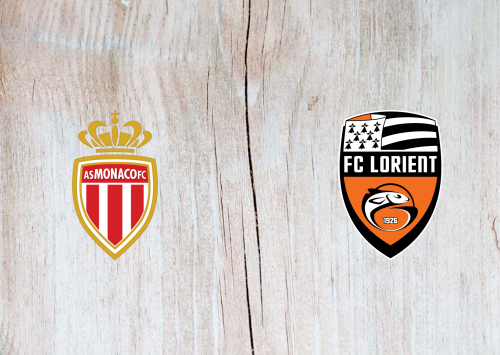 Monaco vs Lorient -Highlights 14 February 2021
