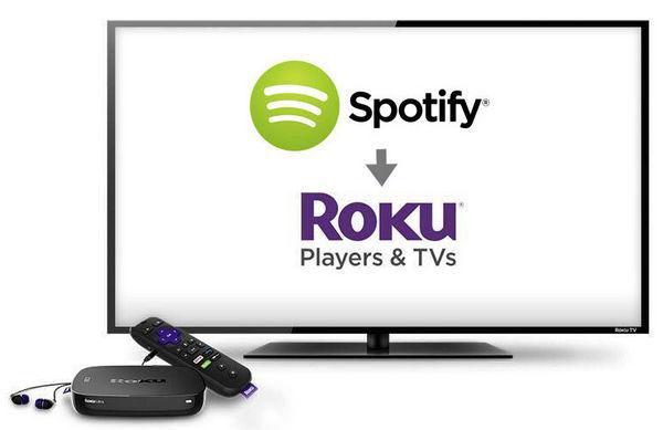 Spotify Channel in Roku