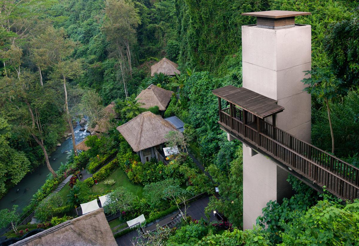 Maya Ubud Resort & SPA - Architecture Photography