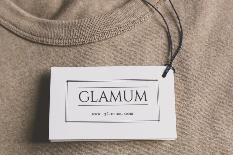 Glamum Mock Tag