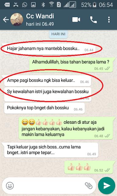 Obat Kuat Tahan Lama Pria Di Jamin Ampuh Itu Kayak Gini..