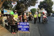 Polres Karawang Gelar Operasi Zebra Lodaya 2019