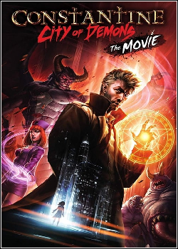 Constantine: Cidade de Demônios Dublado