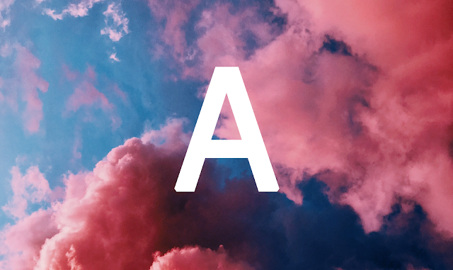 Streamlabs Font Guide - Letter A | lifeaftergrind.com