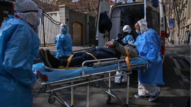 UPDATE Wabah Corona Terkini, Korban Serangan Virus Tembus Rekor Harian Tertinggi di China