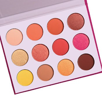 50%OFF Eyeshadow Palette Matte Shimmer 12 Colors