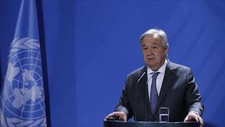 """الأمين العام للأمم المتحدة يحذر من """"عواقب وخيمة"""" لاستمرار الهجوم على إدلب"""
