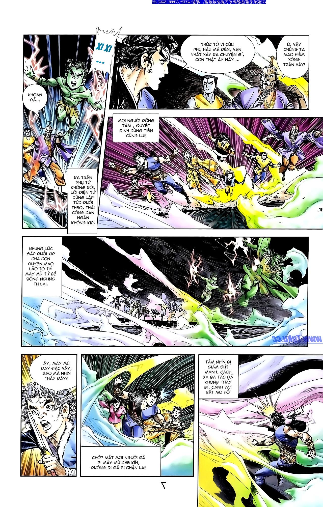 Cơ Phát Khai Chu Bản chapter 142 trang 15