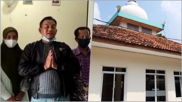 Sempat Ngaku Disuruh Majikan, Sopir yang Protes Toa Masjid di Gading Serpong Minta Maaf
