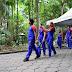 Alunos da rede estadual têm aulas no Bosque do Inpa, dentro do Circuito da Ciência