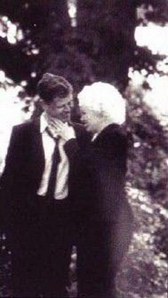 Мэрилин с Кеннеди (подделка)