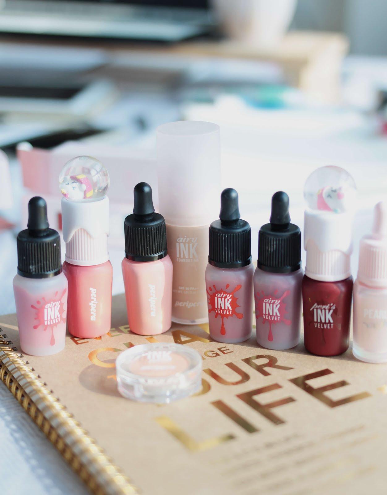 peri pera korean beauty brand review
