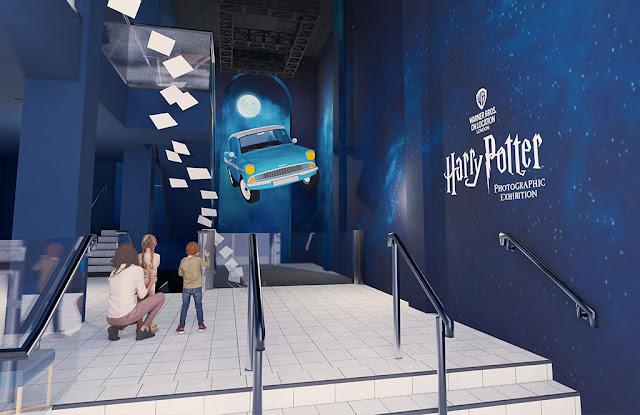 Nova exposição fotográfica de 'Harry Potter' será inaugurada em Londres | Ordem da Fênix Brasileira