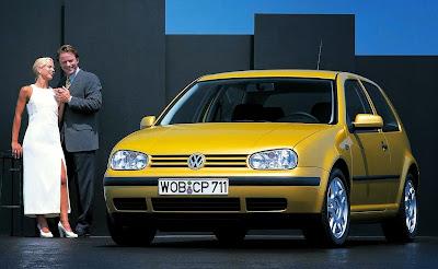 Retro Volkswagen Golf Photo | Fourth Generation