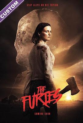 The Furies 2019 DVD HD Sub