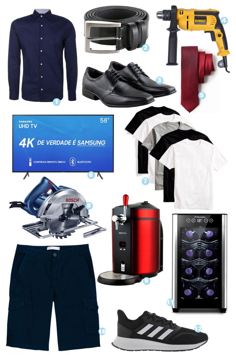 Gift list: Presentes para o Dia dos Pais que cabem em todos os bolsos $$