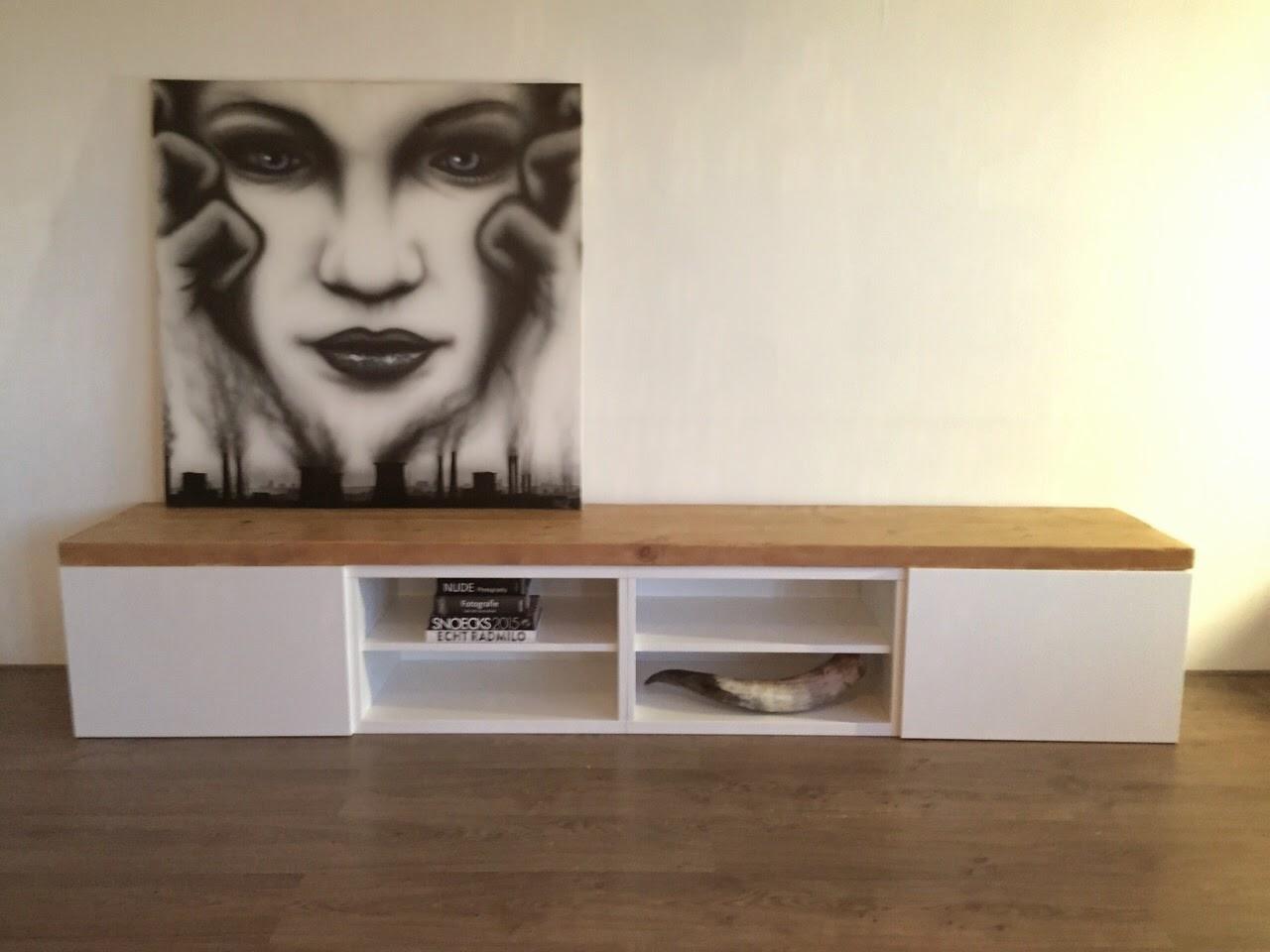 Tv Kast Ikea : Besta ikea hack tv meubel u wohn design
