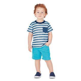 Outlet para atacado de moda infantil