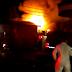 CANDELA!! Incendio consume vivienda, banca de lotería y otros inmuebles en La Romana