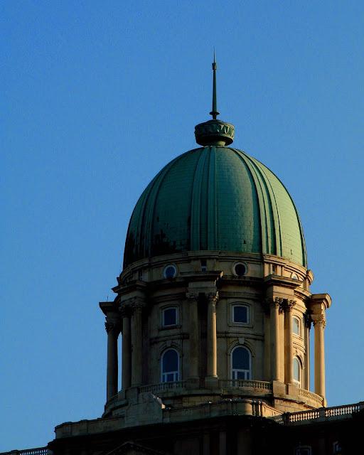 dome buda castle budapest hungary