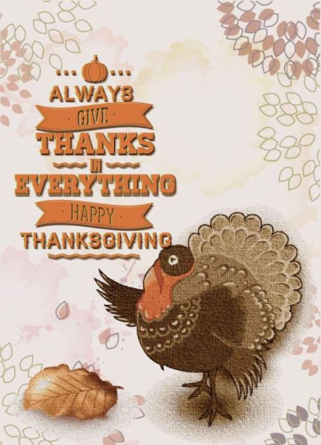 Happy Thanksgiving Wishes to coworkers