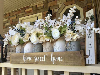 spring decorations ideas