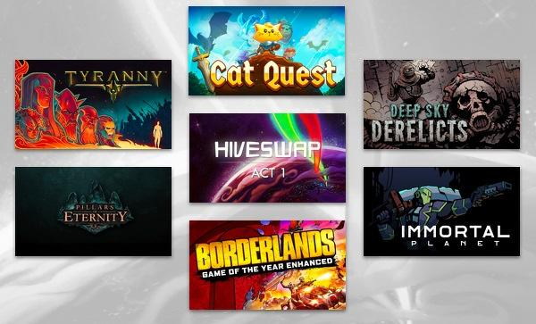 Borderlands, Pillars of Eternity and Tyranny feature in the Humble RPG Bundle