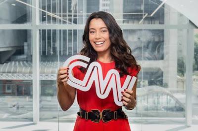 """Daniela Filomeno comanda o """"CNN Viagem & Gastronomia"""" - Divulgação"""