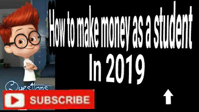 How to make money as a student in 2019 photo