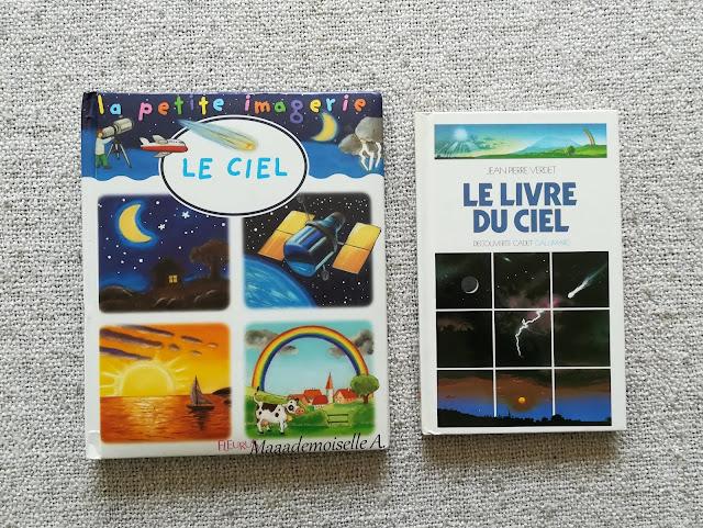 || Sélection de livres sur l'espace (Et dans leur bibliothèque il y a... # 12) - Le ciel