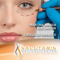 Paquete de blefaroplastia todo incluido en Salutaris Guadalajara