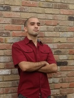 Author Zach Jordan