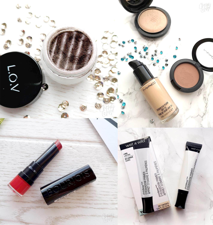 Makeup Favorites 2019
