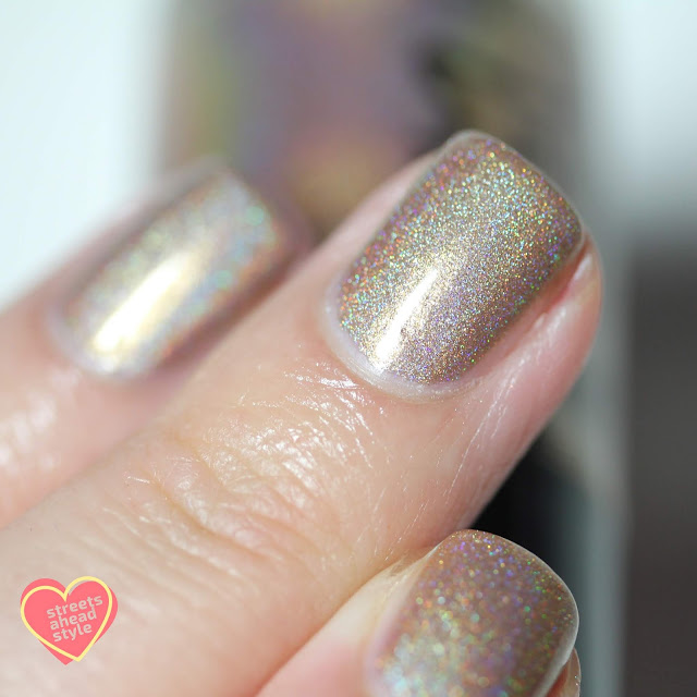 Beyond the Nail Pixie swatch by Streets Ahead Style