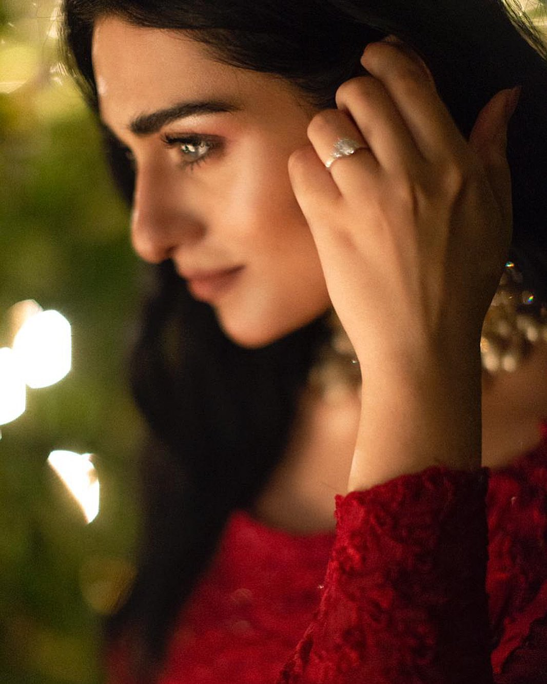 Sarah Khan Engagement News