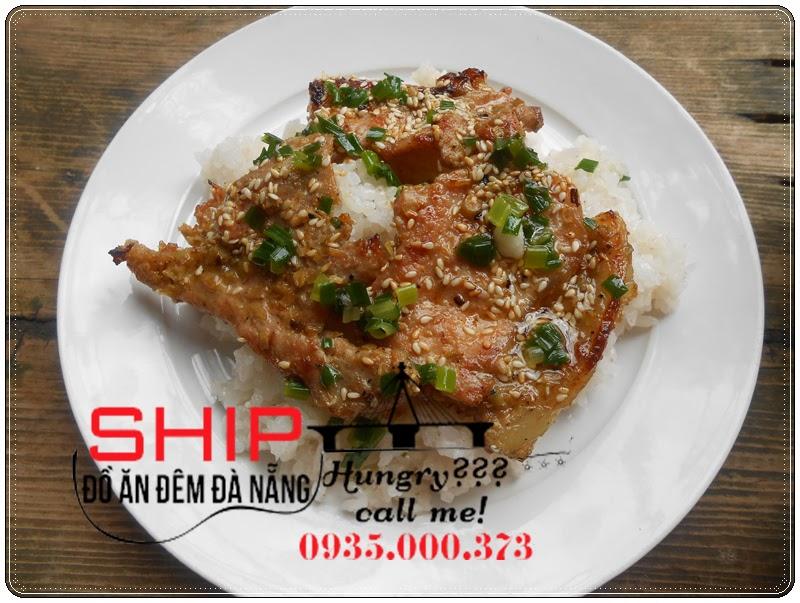 Xoi suon nuong - Ship do an dem Da Nang