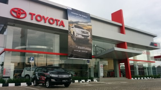 Daftar Alamat dan Nomor Telepon Dealer Resmi Toyota Auto2000 di Malang