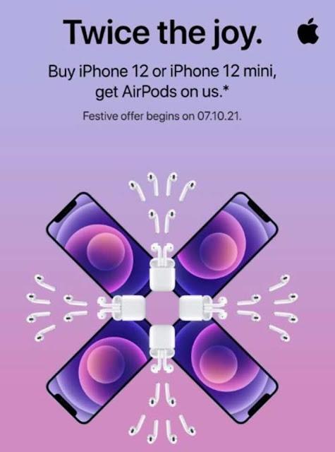 Apple's Diwali sale