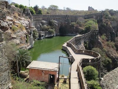 Chittorgarh Fort – A Bygone Sensation of Rajasthan, Gaumukh reservoir