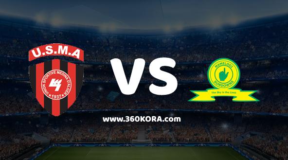 مشاهدة مباراة ماميلودي سونداونز وإتحاد الجزائر بث مباشر