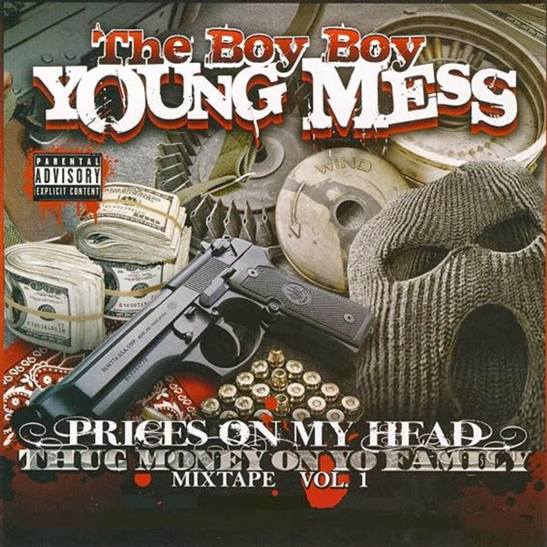 Messy Marv - Prices On My Head: Thug Money On Yo Family, Vol. 1  Cover