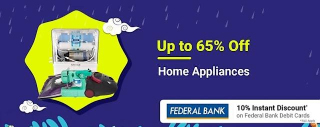 FLIPKART GRAND HOME APPLIANCES SALE | HOME APPLIANCES