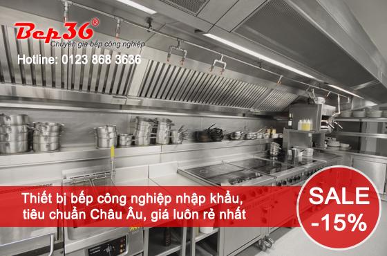 Thiết bị bếp công nghiệp Đà Nẵng