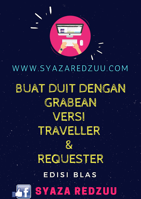 grabean, traveller, requester, buat duit online, side income, mobile app, malaysia