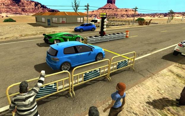تحميل لعبة Real Car Parking 3D