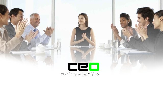 Full form of CEO in English