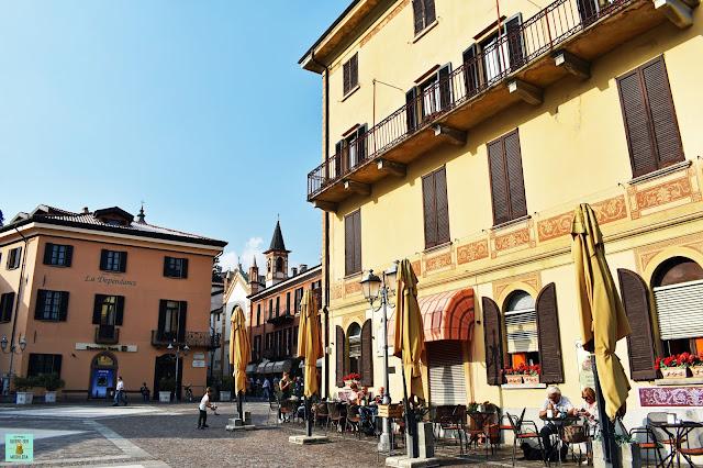 Menaggio en Lago di Como