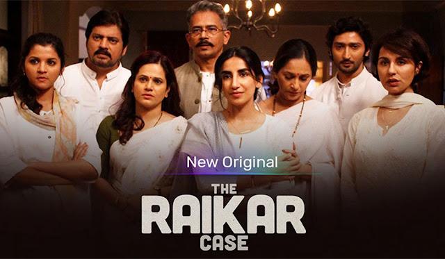 Raikar Case web series